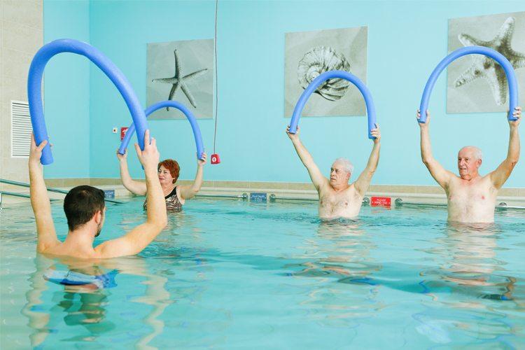 Hydrotherapien