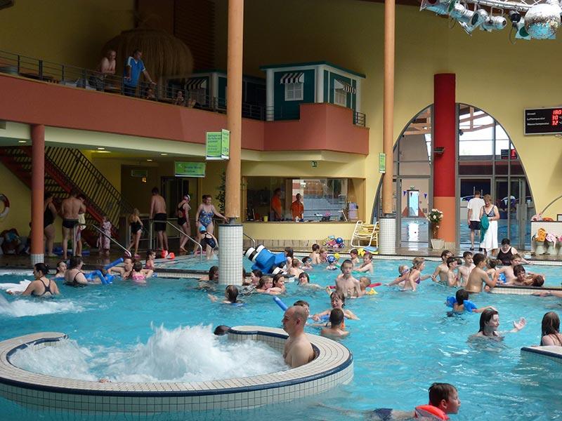 Erlebnisbad Aquarium Schwedt