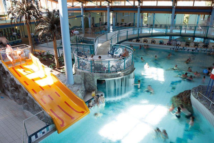 Freizeitbad Wonnemar in Wismar