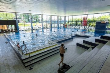 Schwimmbad Aquariush Unterschleissheim
