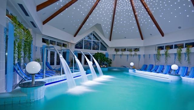 Orchidea Hotel Lipót pool