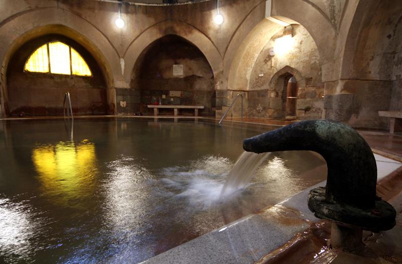 Király Baths Budapest