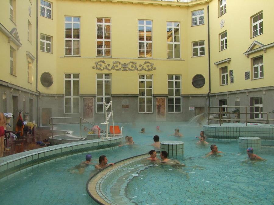 Lukács Baths Budapest