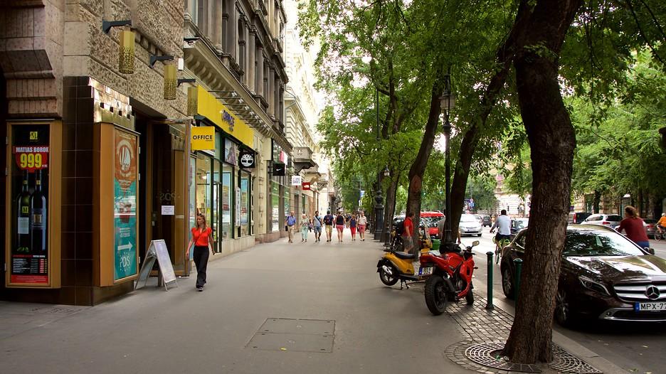 Andassy ut Budapest