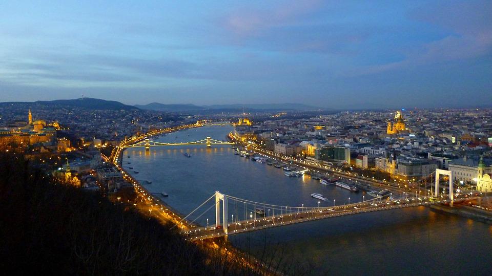 bridges budapest