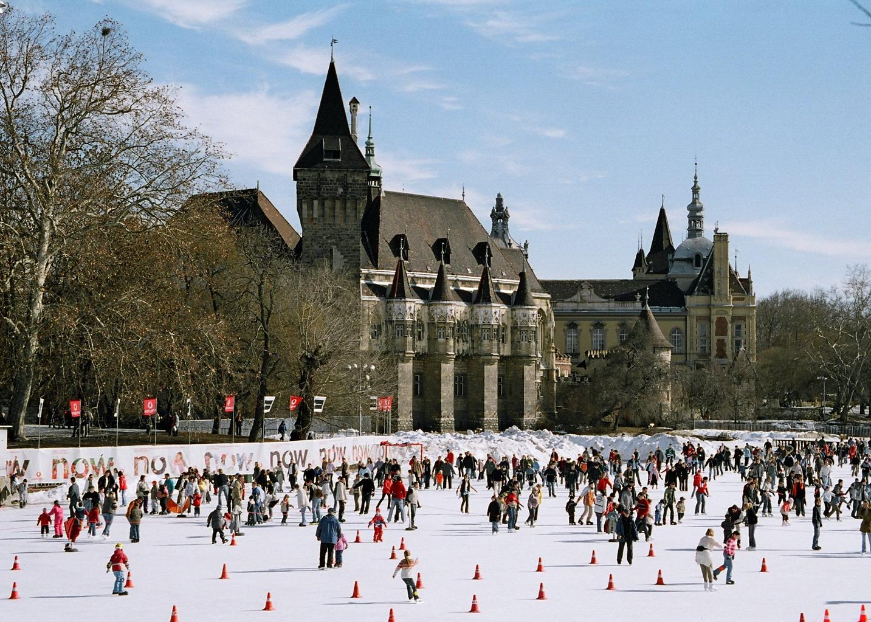 budapest ice rink