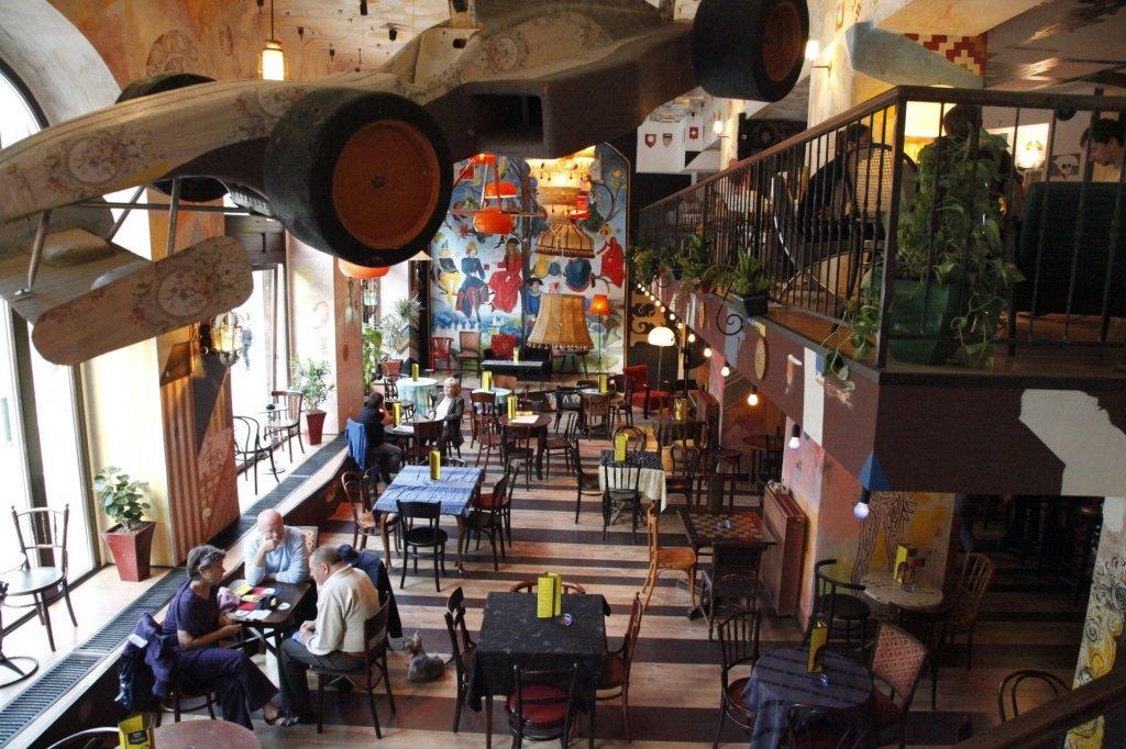 Szatyor Bar Budapest