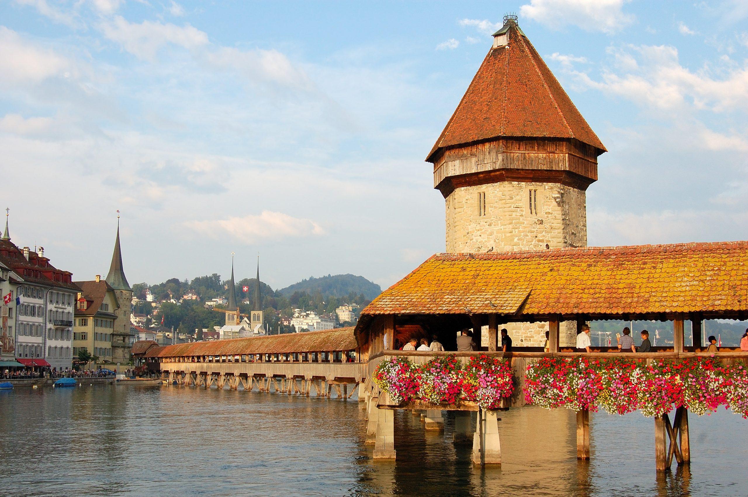 Kapellbrucke Luzern