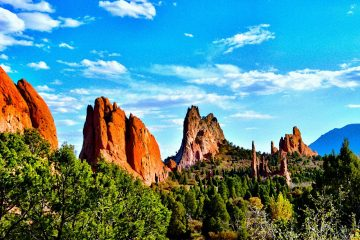 garden of gods colorado