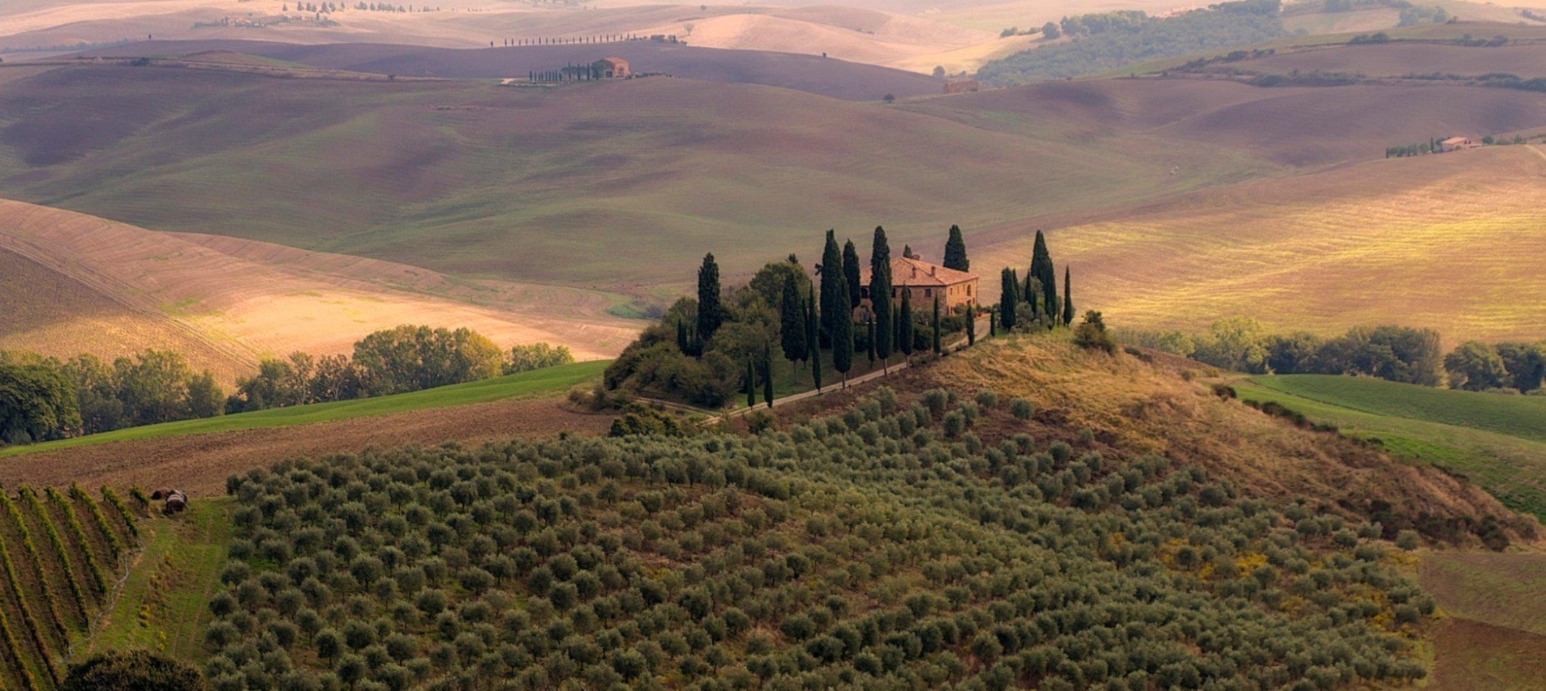 San Quirico dOrcia Toscana