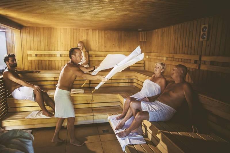 Bükfürdő gyógy-, strand- és élményfürdő szaunavilág