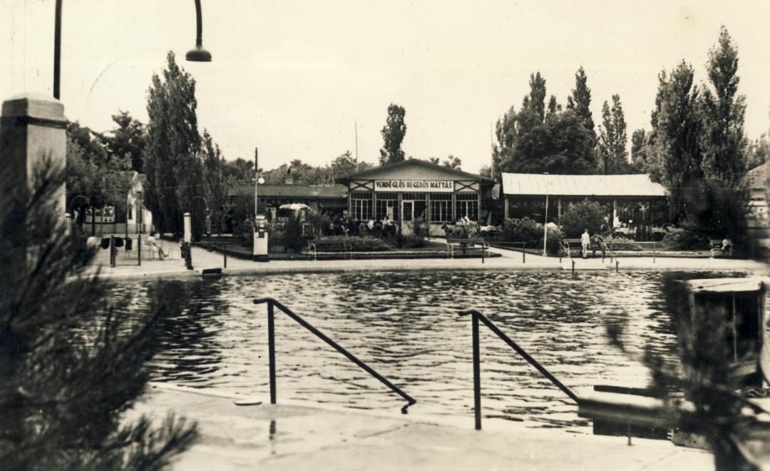 Hajdúszoboszló gyógyfürdő archív