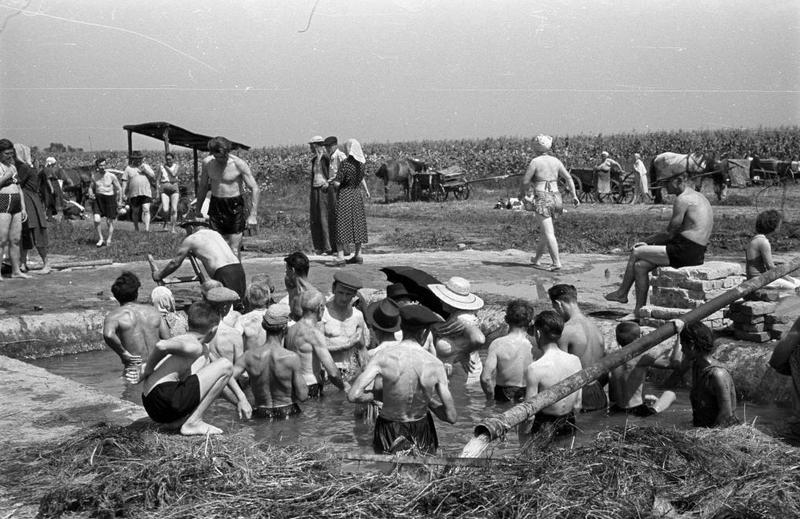 Csiszta Fürdő archív 1947