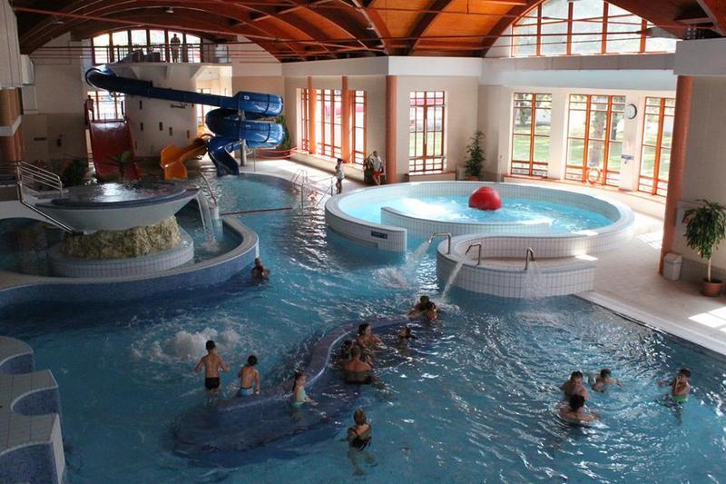 Mezőkövesdi Zsóry Gyógyfürdő élményfürdő