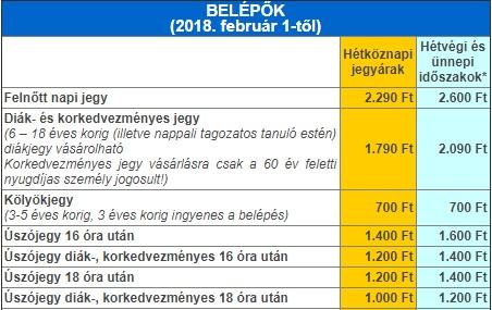 Mórahalmi Gyógyfürdő árak 2018 a