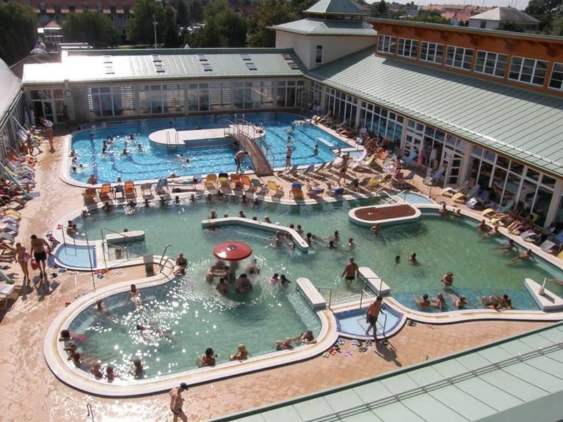 Mosonmagyaróvári Flexum Gyógyfürdő
