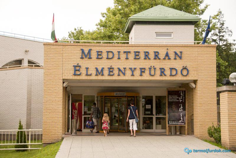 Aquaticum Debrecen Mediterrán Élményfürdő