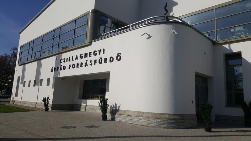 Csillaghegyi Árpád Forrásfürdő