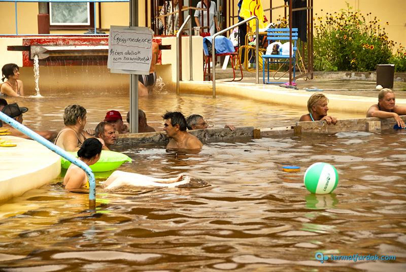 Debrecen Kerekestelepi gyógyfürdő