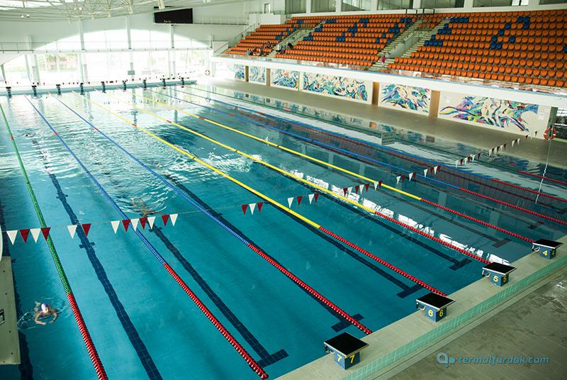 Debreceni Sportuszoda versenymedence
