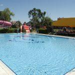 Hajdúböszörmény Bocskai Gyógyfürdő úszómedence