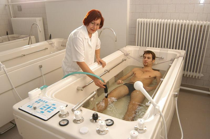 Szentesi Termál Gyógyfürdő gyógyászat
