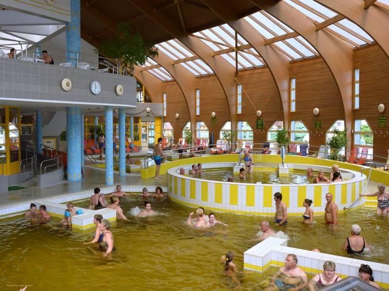 Tiszaújváros Gyógyfürdő