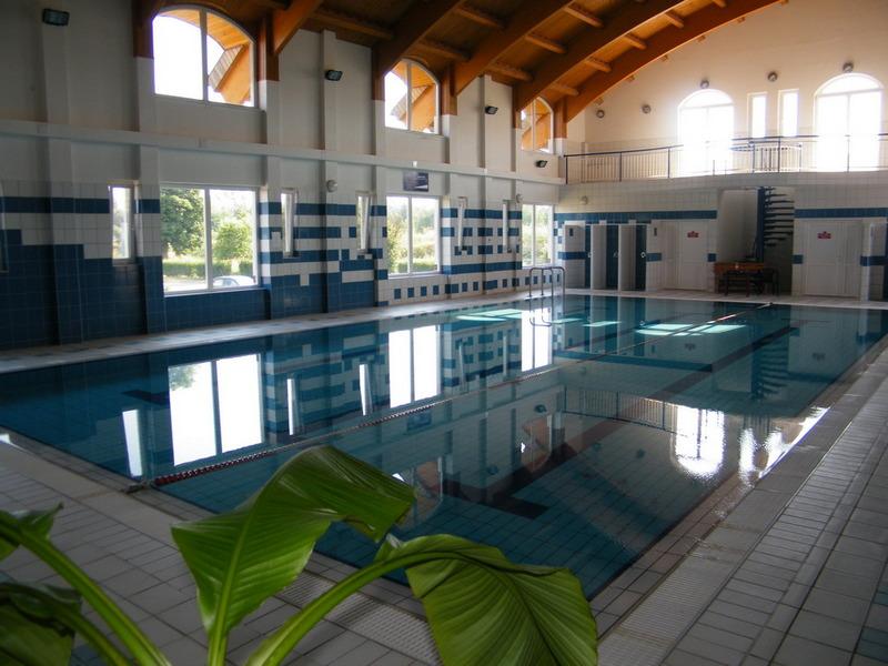Vásárosnamény Szilva Termál- és Wellnessfürdő úszómedence