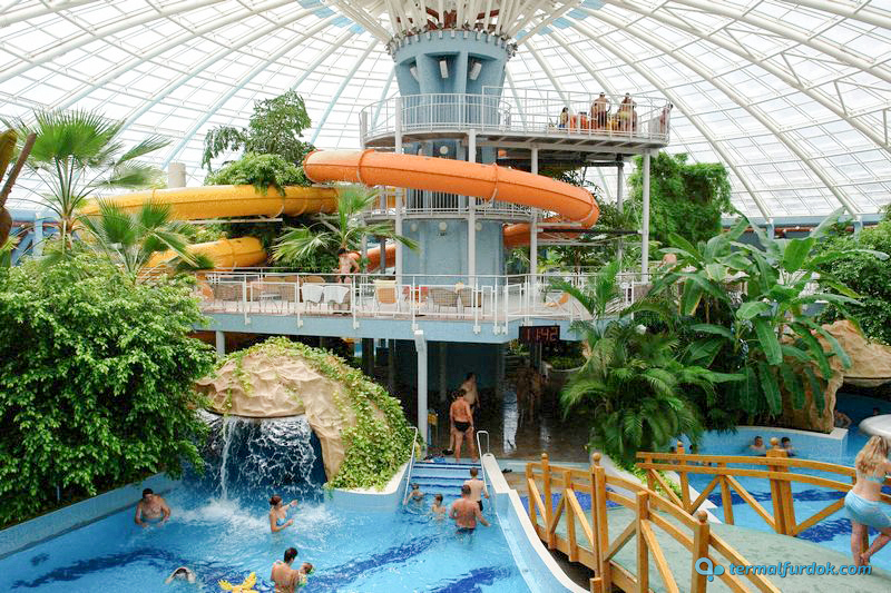 Aquaticum Debrecen gyógyfürdő