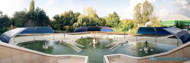 Aquaticum Debrecen termálfürdő