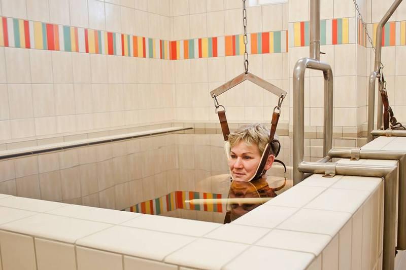 Békési Gyógyfürdő gyógyászat