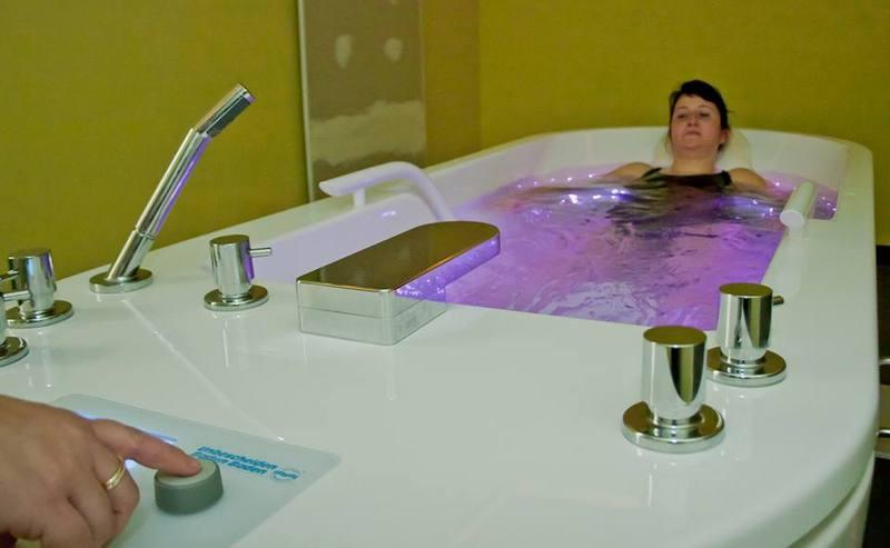 Békési termálfürdő súlyfürdő