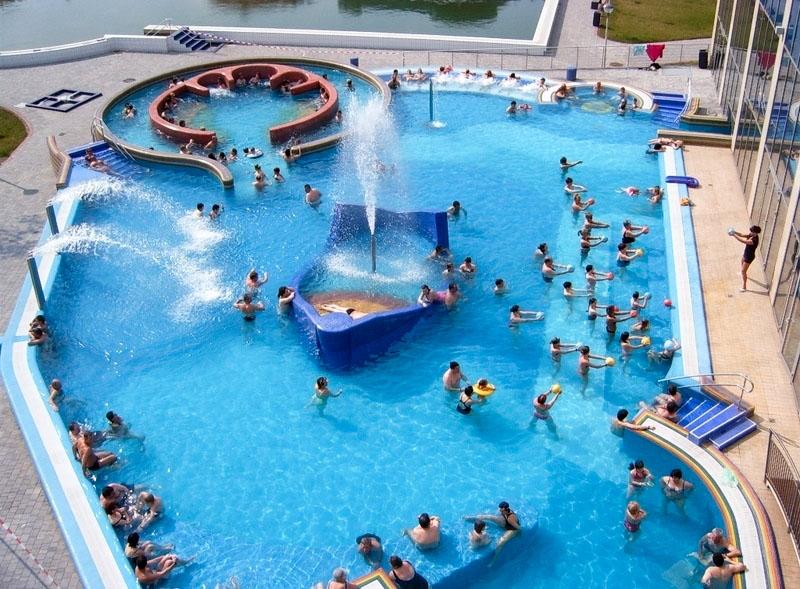 Dunaújvárosi Aquantis termálfürdő