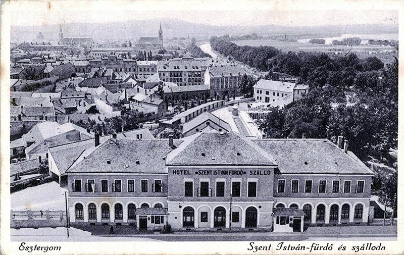 Esztergomi Szent István Fürdő és Szálloda