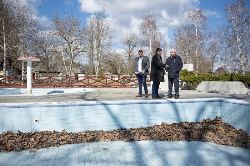 Nyíregyházi Sóstó Tófürdő felújítás
