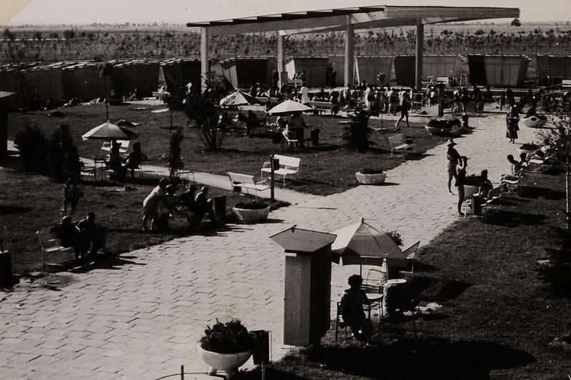 bük gyógyfürdő 1965 archív