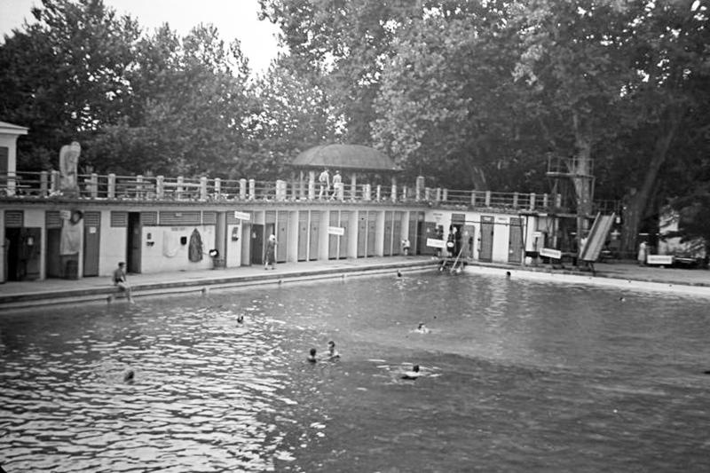 Esztergomi Szent István Standfürdő 1940
