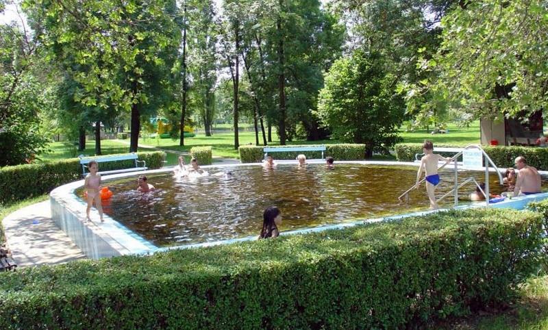 szolnok Tiszaligeti termálfürdő
