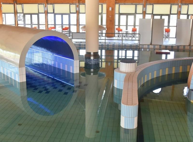 Szentesi Sport- és Üdülőközpont élményfürdő