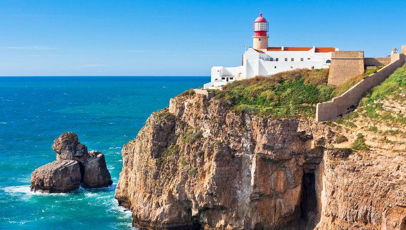 Algarve Cabo de Sao Vicente