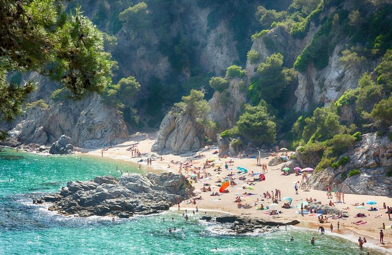 Costa Brava spanyolország