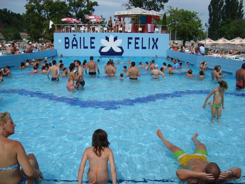 Félix fürdő Erdély