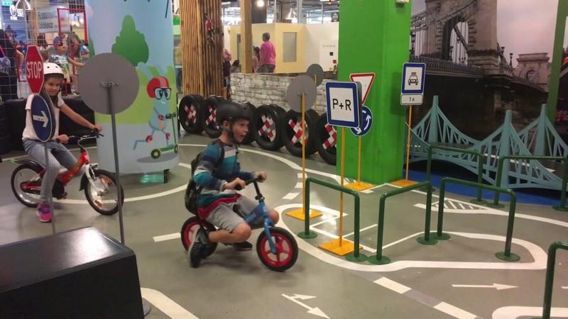 MiniPolisz interaktív játszóház