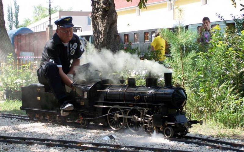 Vasúttörténeti park vasúttörténet