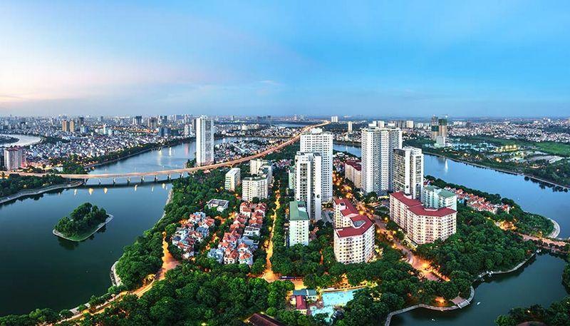 Vietnám Hanoi