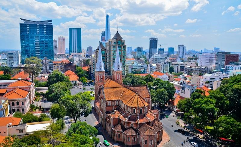 Vietnám Saigon