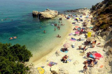 Zakynthos Xigia strand