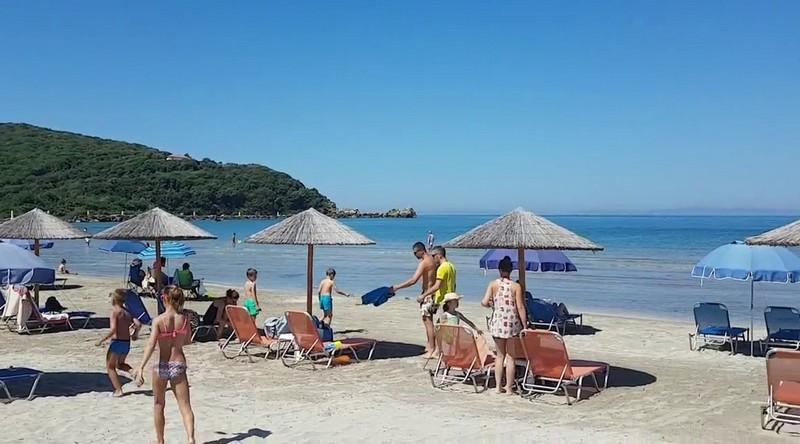parga Amoudai-i strand