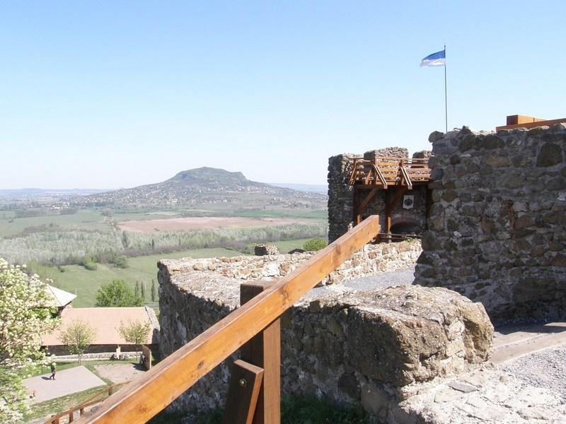 szigligeti vár Balaton