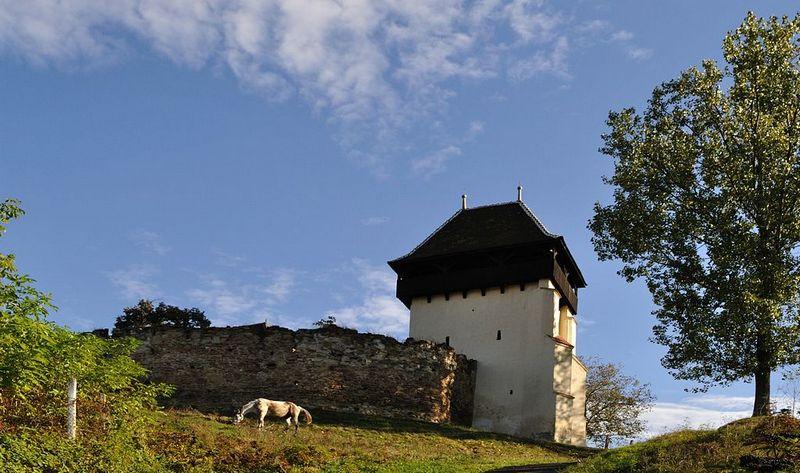 Csicsóholdvilág templom